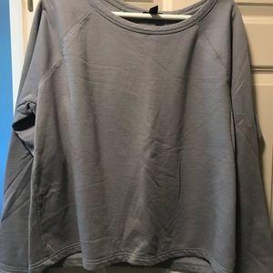 Gap Split Back Sweatshirt